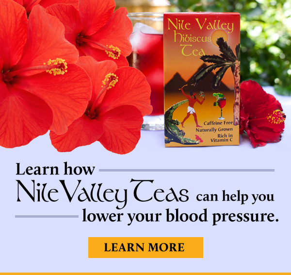 Nile Valley Herbs Pure Hibiscus Teas From The Nile Valley